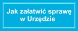 Jak zaatwi spraw wUrzdzie